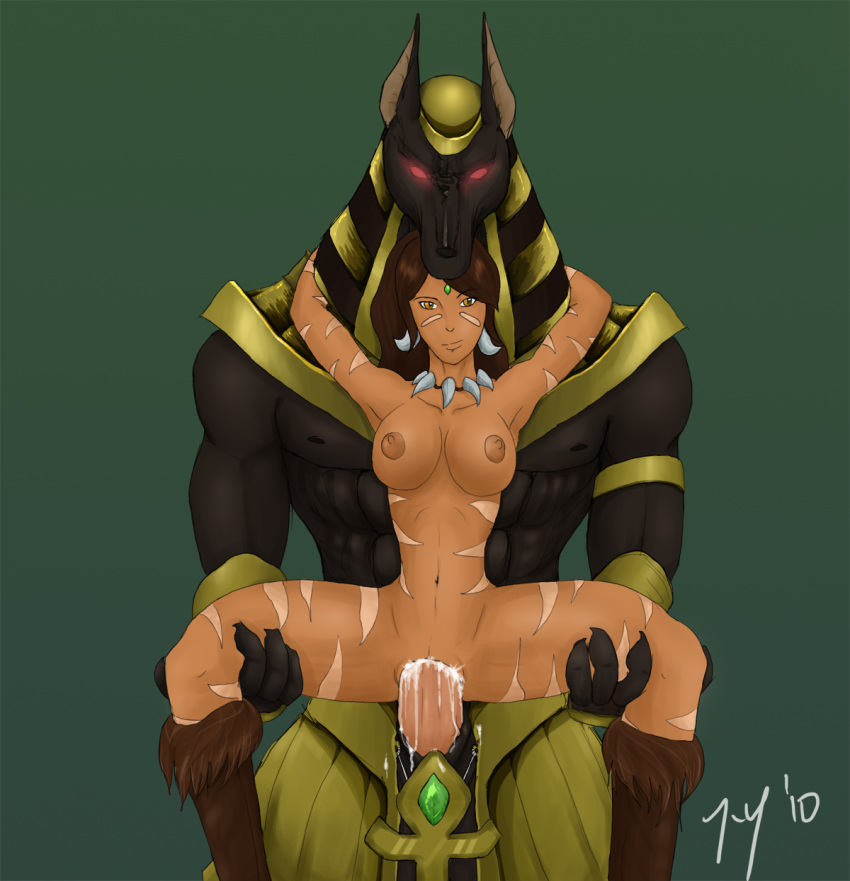 Photo of Nidalee & Nasus