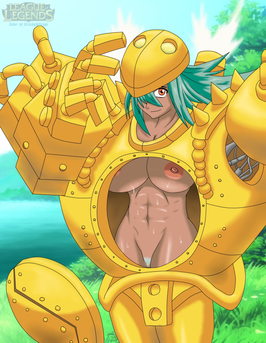 Photo of Blitzcrank Genderbender