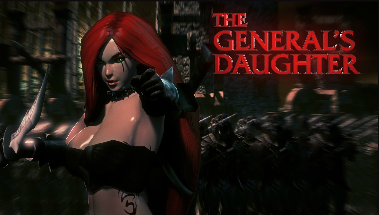 Photo of Katarina: The General's Daughter
