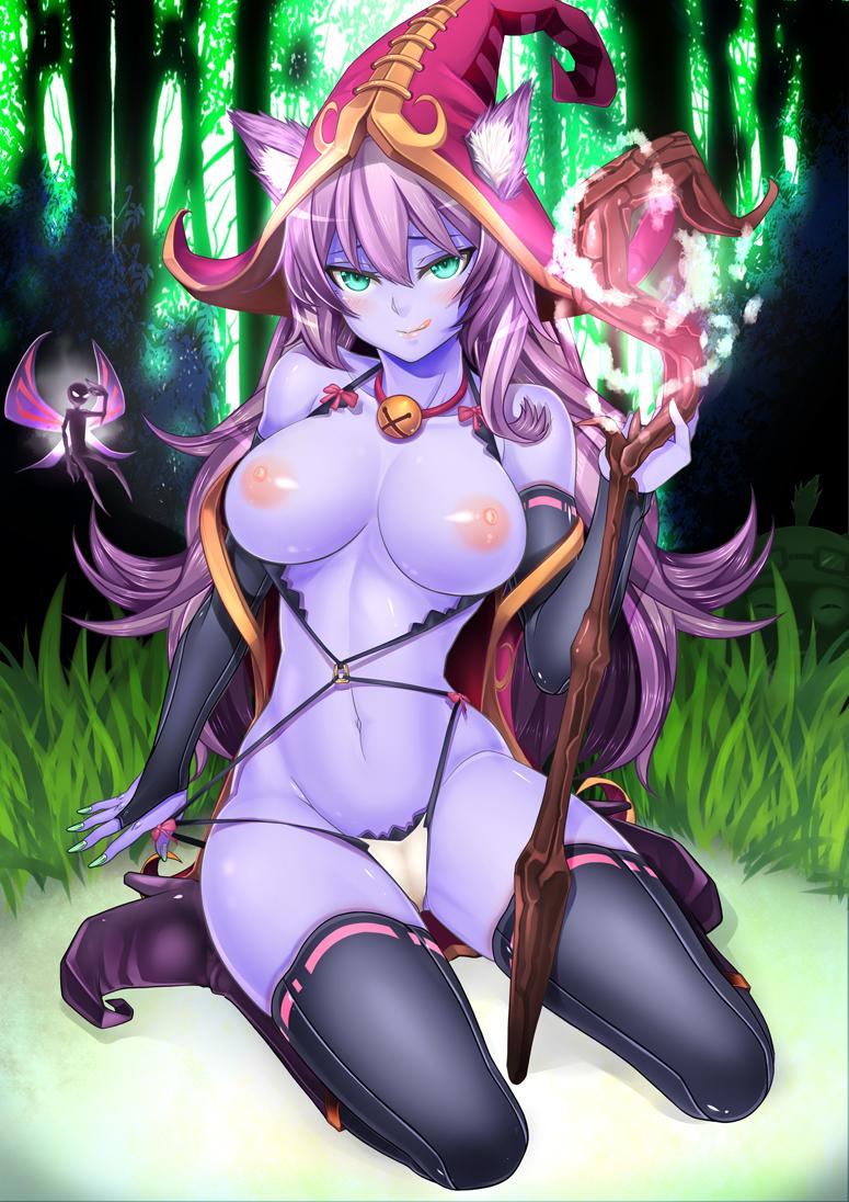 Lulu Hentai