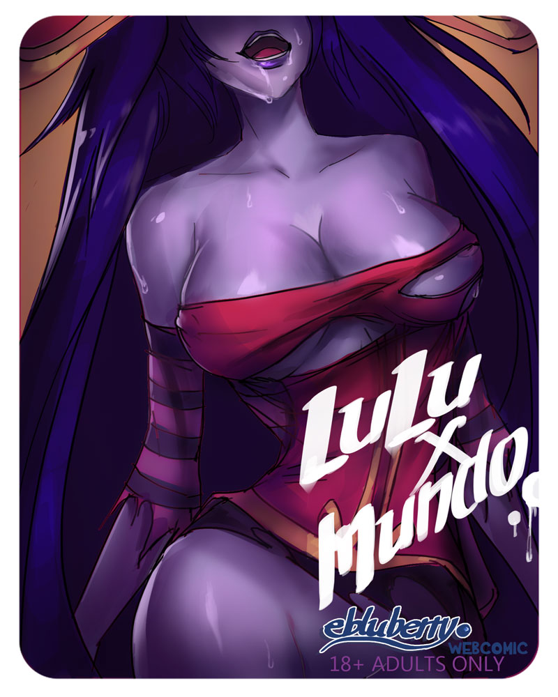 Photo of [ENG] Ebluberry ~ Lulu X Mundo