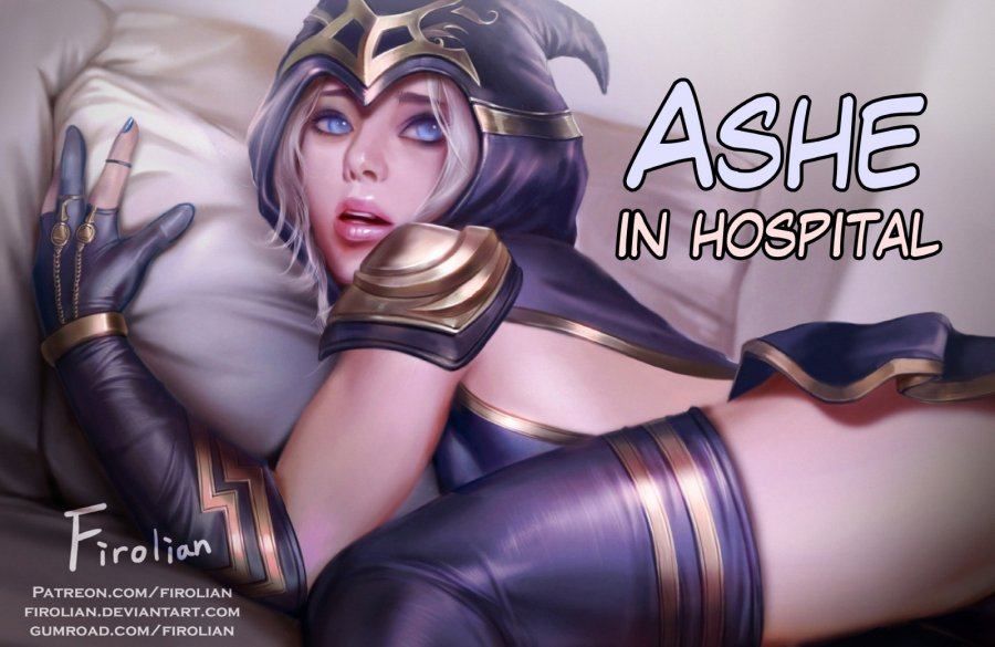 Photo of [ENG] Firolian ~ Ashe in Hospital