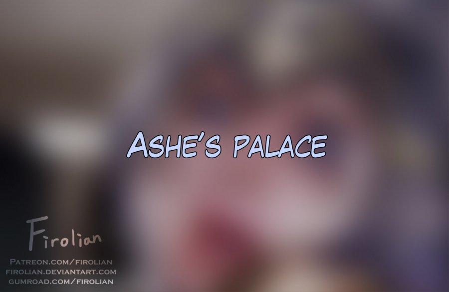 [ENG - DOUJIN] Firolian ~ Ashe in Hospital Hentai
