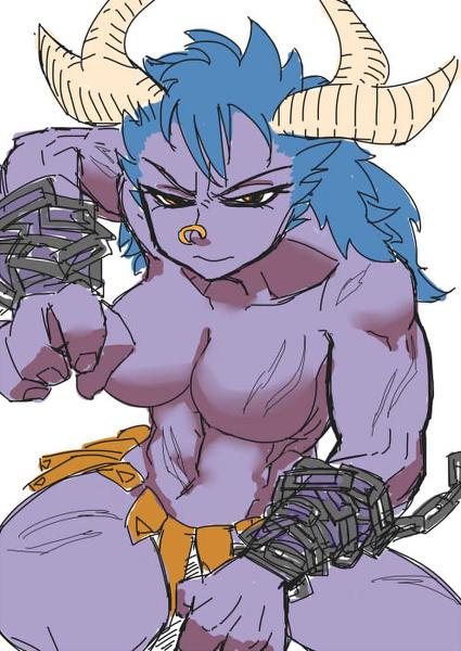 Alistar Genderbender Hentai