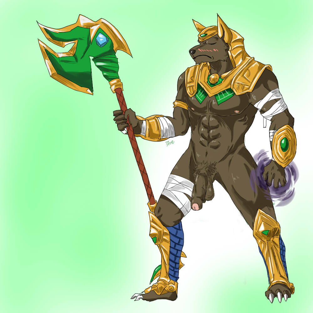 Photo of Nasus