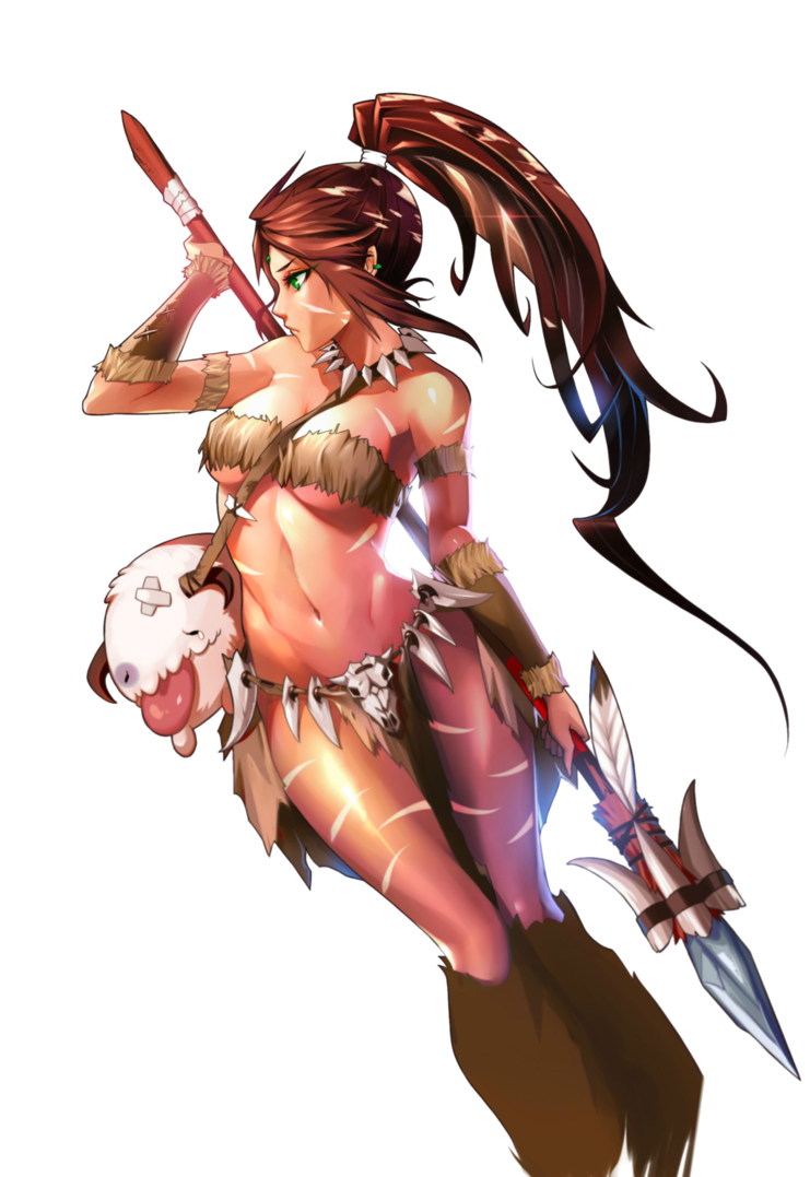 Photo of Nidalee