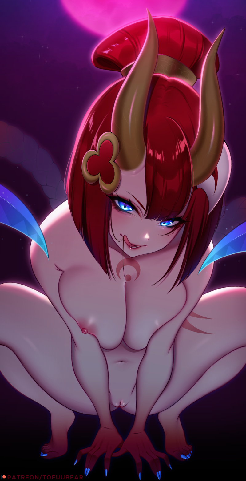 Photo of BloodMoon Evelynn
