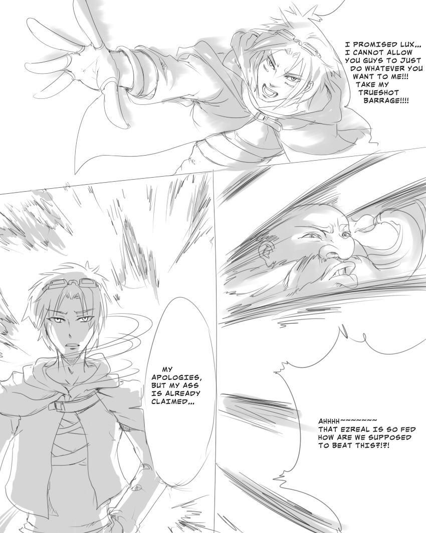 [ENG - DOUJIN] Scofa ~ EZ's Spirit of the Elder Lizard Hentai