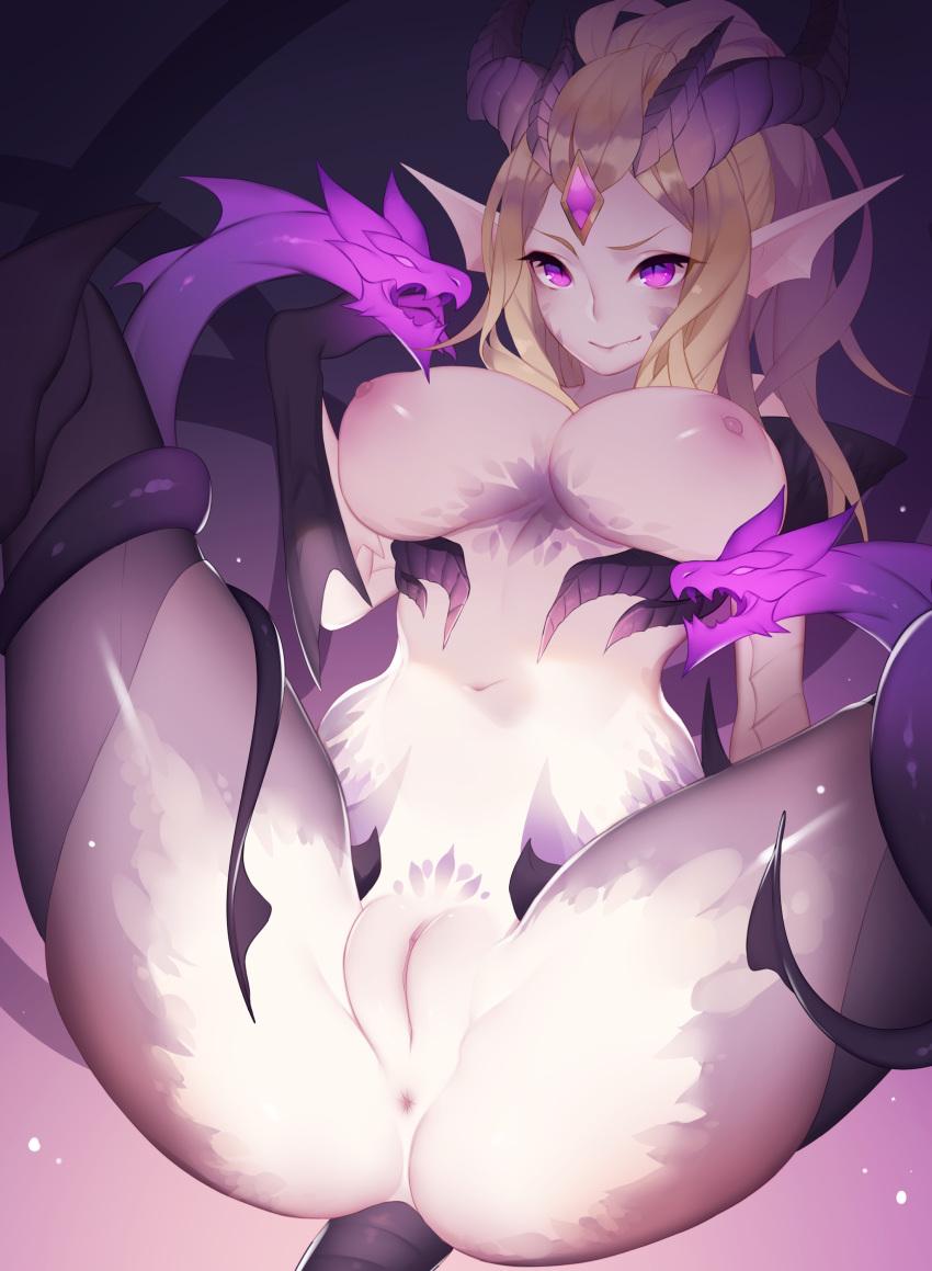 Photo of Dragon Sorceress Zyra