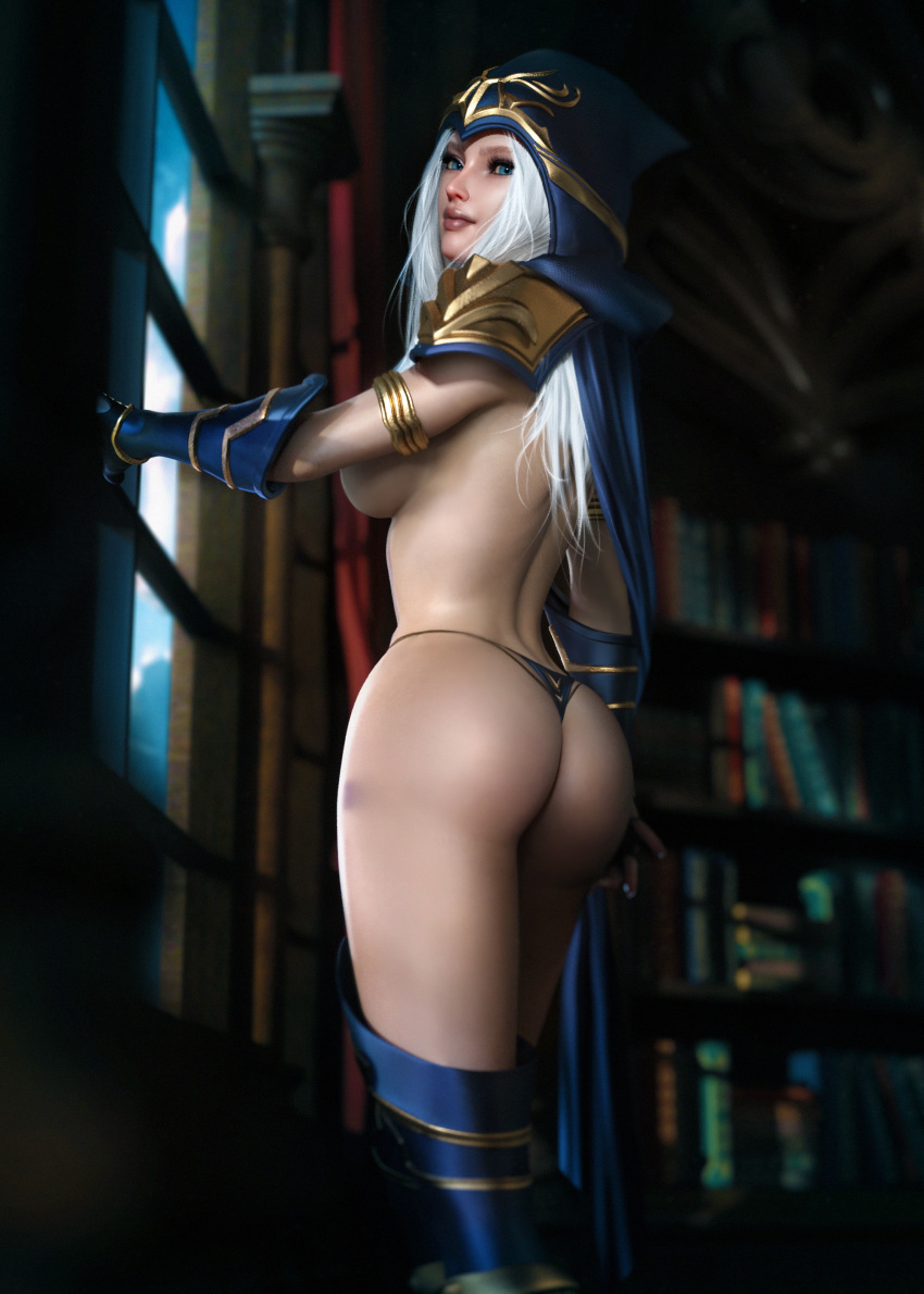 Photo of Ashe