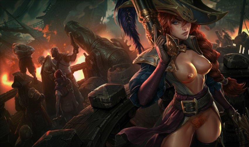 Photo of Captain Miss Fortune
