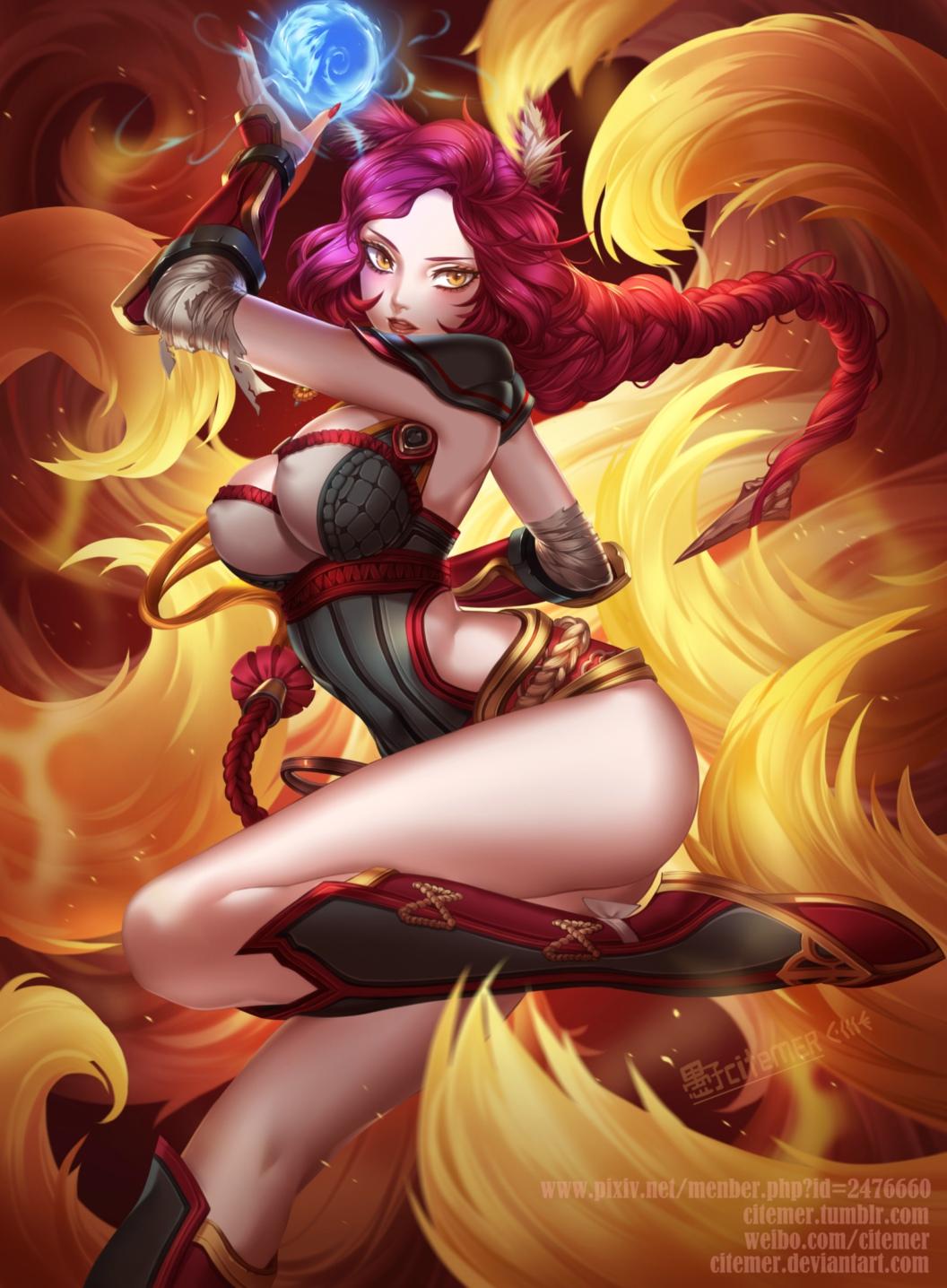 Photo of Foxfire Ahri