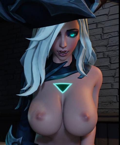 Ruined Miss Fortune Hentai