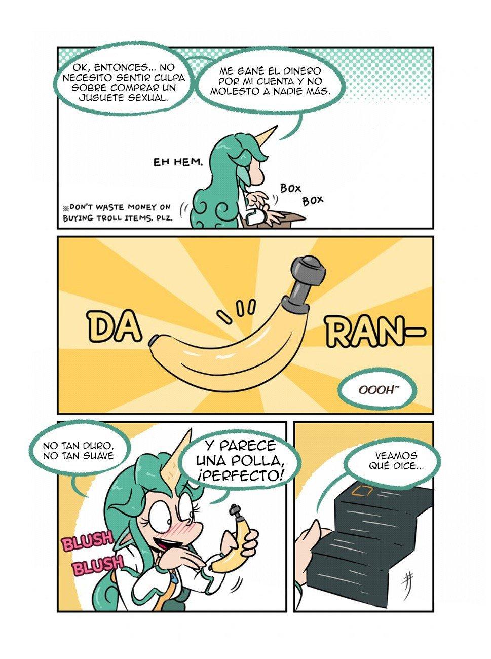 [ESP - DOUJIN] Chotg ~ Soraka and the Void Banana Hentai
