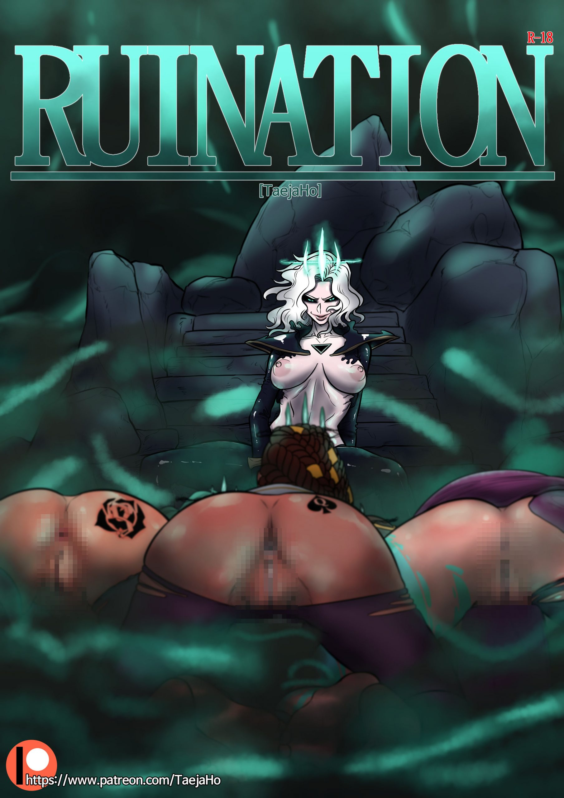 [KR - DOUJIN] TaejaHo ~ Ruination (ongoing) Hentai
